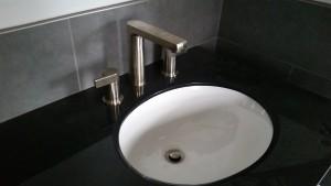 Brushed Nickle Bathroom Faucet Springboro Ohio