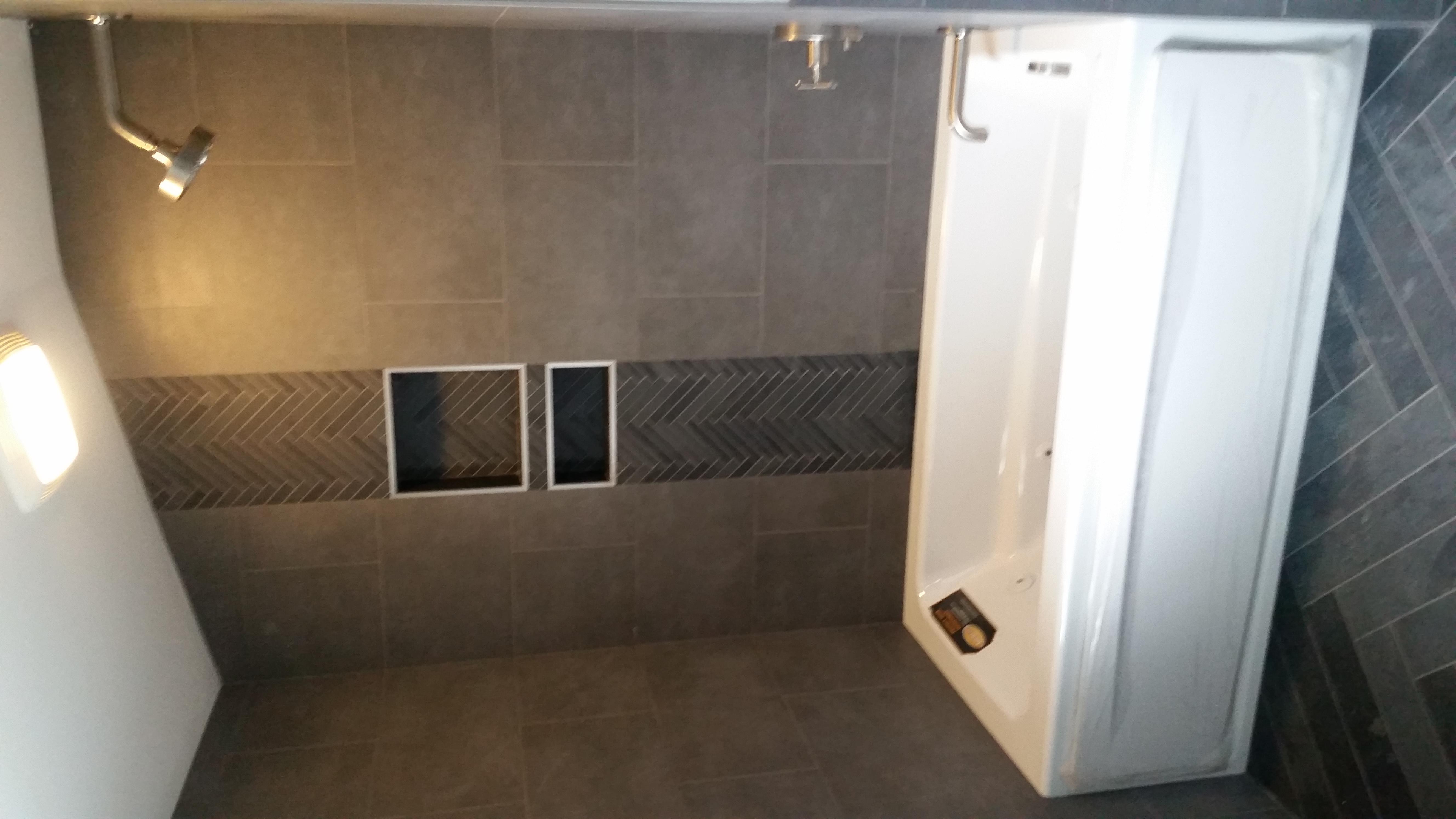 Custom Bathroom Remodel Springboro Ohio